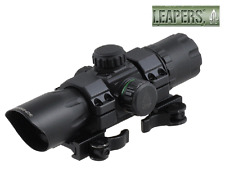 "UTG * 6.4"" ITA Red/Green CQB Dot Sight with Integral QD Mount # SCP-DS3068W New!"