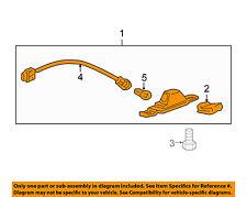 GM OEM License Plate Light-Lamp 22689715