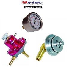 SYTEC FUEL PRESSURE REGULATOR KIT + FUEL GAUGE BMW E36 316i 318i 320i Z3