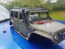 scx10 ii jeep hardbody custom scx10 axial