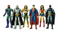 BATMAN vs SUPERMAN DAWN OF JUSTICE 12 IN FIGURE SET LIMITED EDITION LEX LUTHOR,