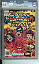 Captain America #210 CGC 9.8 WP Kirby cover, art, story