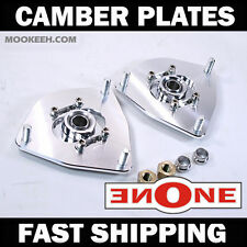 MK1 Front PillowBall Adjustable Camber Kit Plates 12+ Veloster