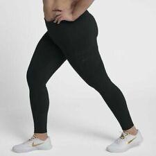 Nike AH2156-010 Women's Training Tights Black(Plus Size 2X) Football,Gym Running