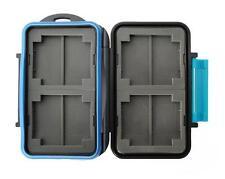Custodia Memory Card Case Mc-2 JJC Impermeabile colore Black