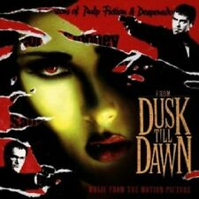 Est-From Dusk till Dawn CD 18 tracks ORIGINAL SOUNDTRACK/COLONNA SONORA NUOVO
