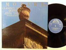8977) LP - Mozart - Clarinet Horn Quintets - Supraphon -