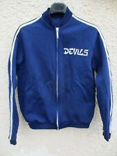 Veste DEVILS BORDEAUX DB90 vintage VIRAGE SUD supporter jacket giacca M