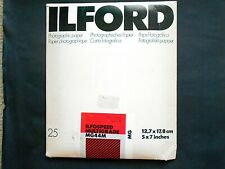 "Ilford Mg44M Ilfospeed Multigrade Pearl 5""x7"" Photo Paper 25 sheets"