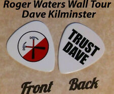 Waters Roger Waters concert tour logo novelty signature guitar pick  - (W RW-R7)