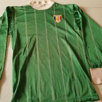 rare maillot  de football Equipe de france taille 13 ans vintage