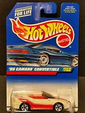 1997 Hot Wheels #796 '95 Camaro Convertible - 19965