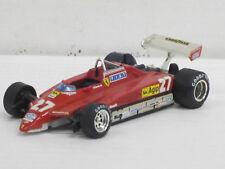 Ferrari 126 C2 Formel 1 (1982) in rot, Nr.27, Villeneuve, Brumm, 1:43, o. OVP