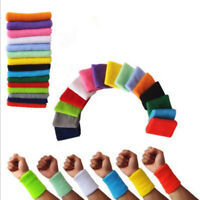 10*8 cm Cotton Sweat bands Wristbands Wrist SweatBands Gymnastics