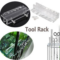 aquatic aquarium porte - outils nettoyage de l'usine support de rangement