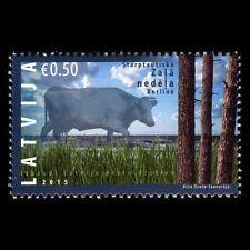 Latvia 2015 - Green Week Latvian Agricultural Promotion Fauna Animals - MNH
