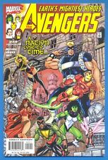 AVENGERS.12 ISSUES.2000/2004.MARVEL COMICS