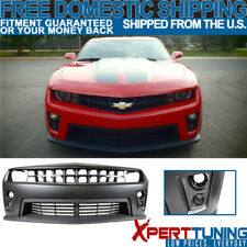 2010-2013 Chevy Camaro ZL1 PP Polypropylene Front Bumper Cover Conversion Kit