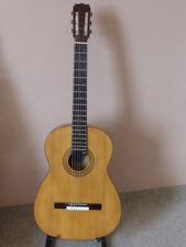 """Vintage and rare Flamenco Ramirez Classical guitar from 1950""""."""