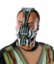 RUBIE'S ufficiale adulti Batman minifig 3/4 Costume Maschera-Taglia unica, Beige