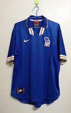 Italy Italia 1996 Home L Shirt Jersey Maglia