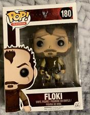 Funko Pop Vikings Floki W/protector