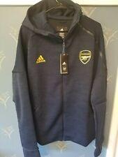 New w Tags Adidas Arsenal Anthem AFC ZNE 3.0 Hoodie Sweater Jacket Mens Size XL