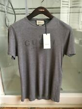 Gucci T-Shirt with Logo Size Large RRP $480