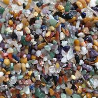 100g Mixed Assorted Natural Quartz Crystal Stone Rock Chip Bulk Healing Gravel