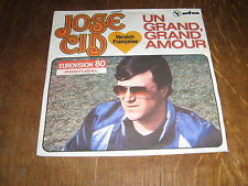 EUROVISION 1980 45 TOURS FRANCE JOSE CID IN FRENCH