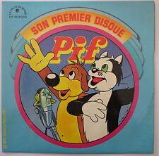 Disque vinyle 45T PIF son premier disque 1975. DV107