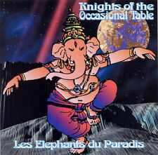 KNIGHTS OF THE OCCASIONAL TABLE 'Les Elephants Du Paradis' CD ambient techno dub