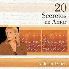 Lynch, Valeria : 20 Secretos De Amor: Valeria Lynch CD