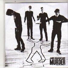 (DB174) Janice Graham Band, Murder - DJ CD