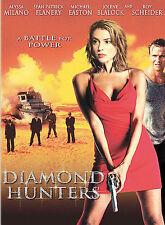 Diamond Hunters (DVD, 2004) Alyssa Milano, Jolene Blalock NEW! SEALED!
