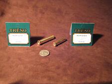 Treso Ramrod Tip & Ramrod End solid brass, Cva and Thompson Center 01 & 02