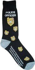 Police Officer (5504) Man Socks Cotton New Gift Fun Unique Fashion
