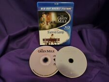 The Green Mile/Forrest Gump (Blu-ray Disc, 2013, 2-Disc Set)