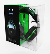 Razer Electra V2 USB - Gaming Headset Kopfhörer - schwarz grün - Neu & OVP