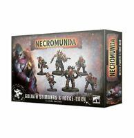 Necromunda: Goliath Stimmers and Forge-born - Warhammer 40k - Brand New! 300-62