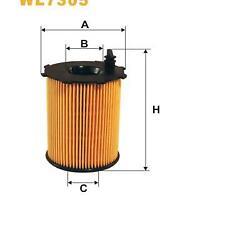 Filtro de aceite WIX 11427805978|1109Y2|1109Z6|1109AY|1109T3|
