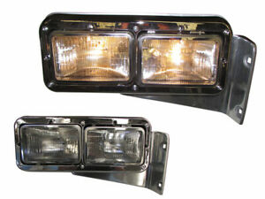 OUTLAW CUSTOMS PETERBILT 378 379 RIGHT PASS HEADLIGHT ASSEMBLY W/O SIGNAL PT0147