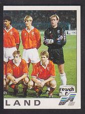 Panini - Euro 92 - # 115 Nederland Team Group