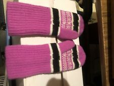 Vintage Arctic Cat Mittens Gloves