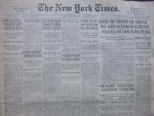 2-1931 FEBRUARY 7 22 INJURED IN SUBWAY CRASH. HOOVER SENATOR DEADLOCK DROUGHT