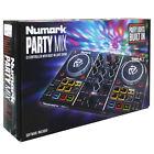 Numark PartyMix DJ Controller w/ Built-in Light Show Party Mix SeratoDJ Lite