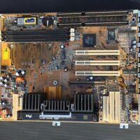 PC100 BXcel Vintage Pentium 2 Motherboard AMBIOS 686 BURN