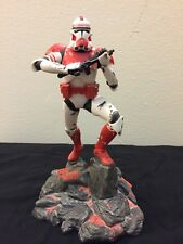 "SHOCK/ CLONE TROOPER Star Wars Unleashed: Loose/Displayed 6"" action figure"