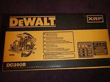 """DEWALT 18v 18 volt Dc390 6.5"""" circular saw dc9096 battery & dc9310 charger new"""
