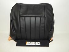 New OEM 2003 Lincoln Navigator Rear Seat Cushion Cover Trim Black Leather